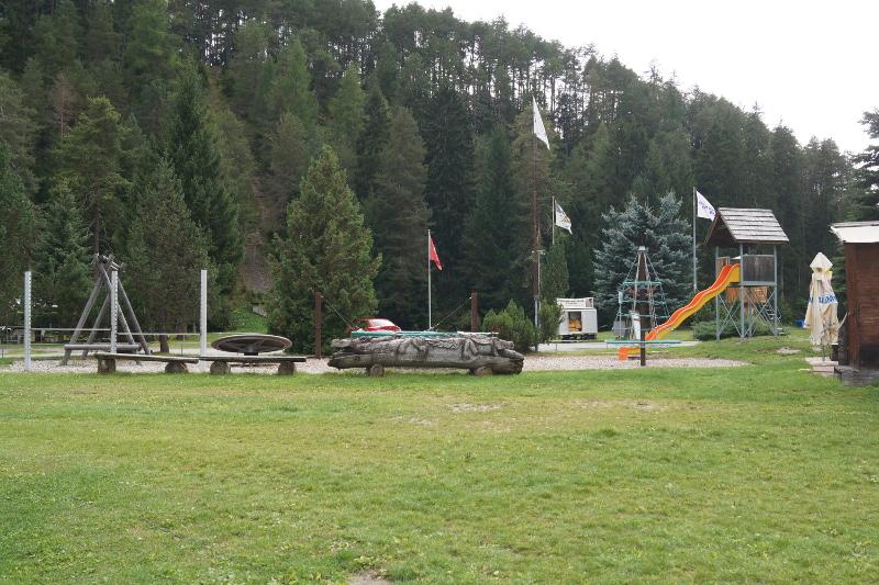 Spielplatz Camping
