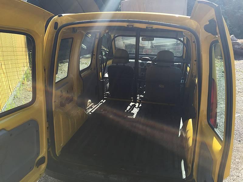 Renault Kangoo Automat