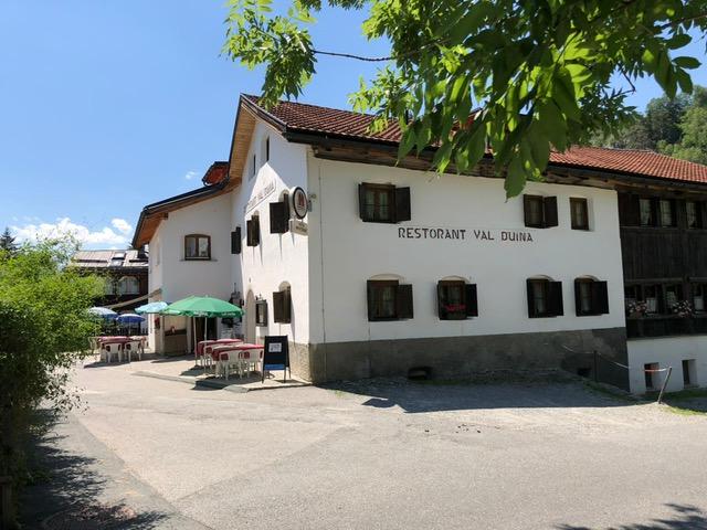 Hotel Restaurant Val d'Uina